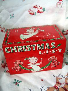 retro christmas list tin * 1500 free paper dolls Christmas gifts artist Arielle Gabriels The International Paper Doll Society also free paper dolls The China Adventures of Arielle Gabriel *
