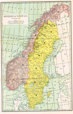 This Is A High Resolution Scan Of A Beautiful Old Map Of Finland - Sweden map minecraft download
