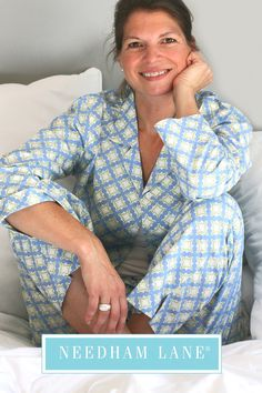 5a4a7403f7 Needham LaneWomen s Sleepwear · A recent review of these pajamas from a  very happy customer