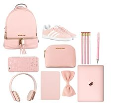 For those girly girls💘😊😎 Middle School Lockers, Middle School Supplies, School Kit, Life Hacks For School, School Bags, School Bag Essentials, Travel Bag Essentials, Things To Buy, Girly Things