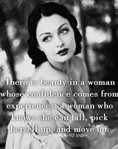 Wear your confidence with ease. You're stronger than you think. Great Quotes, Quotes To Live By, Inspirational Quotes, Motivational, Awesome Quotes, Change Quotes, Affirmations, Thing 1, Woman Quotes