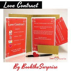 Sending a is Too Mainstream. Sharing Through Your Thoughts with Love Contract is Uniquely Possible by BookTheSurprise Funny Tasks, Love Rules, Paper Crafts Origami, Fire Heart, Romantic Love, Forever Love, Love Cards, Surprise Gifts, Boyfriend