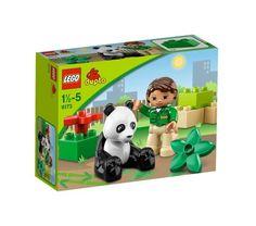 Panda verblijf 6173 http://www.planethappy.nl/lego-duplo-panda-verblijf-6173.html