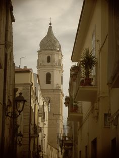 San Severo- Puglia, Italia