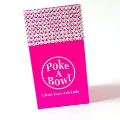 Put this under the tree for that special lady :) Now through Christmas - get a FREE small pipe when you order any @Poke A Bowl™ Clean Your Ash Hole™ from www.PokeABowl.com | Look for the box! Look for the dome! | Clean Your Ash Hole™  #smokeshop #headshop #dispensary #collective #marijuana #successfulstoner #high #stoned #hightimes #cannabis #dope #rasta #bong #bowl #pipe #420 #bud #kush #ashtray #stoner #pokeabowl #bowlcleaner #pipecleaner #oil #710 #poker #bobmarley