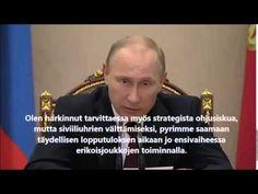 Vladimir Putinin salainen suunnitelma Suomen valtaamiseksi!