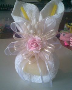 wedding shower towel cakes - Google Search