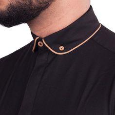 Official Authorized 2015 Ramadan Collection Mens Business Tunic Robe Kurta Thobe at Amazon Men's Clothing store:
