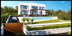 Latest luxury new build project exclusive to us.