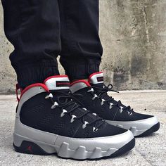 "#CyberMondaySale  The Nike Air Jordan 9 Retro ""Johnny Kilroy"" is on SALE with FREE SHIPPING at kickbackzny.com."