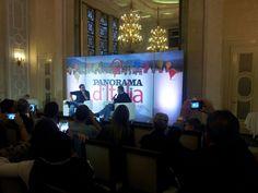 "#Mondadori and #TriumphGroupInt presents ""Panorama d'Italia"" (#panoramaditalia) to relaunch Italian excellence (Brescia, October 8-11, 2014)"
