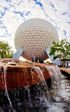 Spaceship Earth at Epcot! #Disney