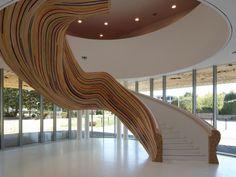 20 escaliers super design que vous adoreriez avoir chez vous