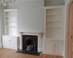 Alcove Cupboards & Shelving - PJH Carpentry and Joinery Living Room Storage, Alcove Cupboards, Home, Bedroom Cupboard Designs, Living Room Shelves, Living Room Makeover, Living Room Cupboards, Cosy Living Room, Victorian Living Room