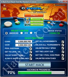 Online 8 Ball Pool Hack for iOS, Android. Official tool 8 Ball Pool Hack Online working also on Windows and Mac. Billard 8 Pool, 8 Pool Coins, Miniclip Pool, Clash Of Clans Hack, Cheat Engine, Pool Hacks, Coin Master Hack, Android Hacks, Free Games
