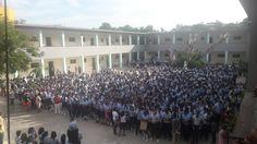 Solavaya con las becas de la ONG World Learning. #Nomanipulenestudiantes #Estudiantesdenuncian