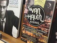Van Halen Rising tells the story of the band redefined American rock.