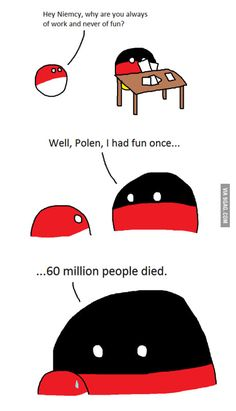 Germany cannot have fun