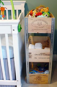 Organize With This: Crates!
