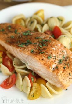 1000+ images about Fish & Seafood on Pinterest | Salmon, Shrimp and ...