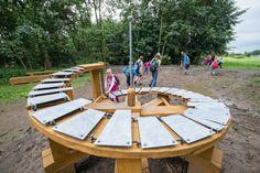 ekologické centrum Sluňákov - realizace - 2014