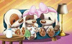 <3 Mylo & Friends <3