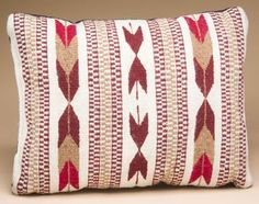 Southwest Zapotec Indian Pillow 12x16 (ag)