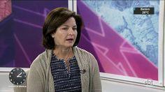 Raquel Dodge é a entrevistada de hoje pelo SBT Notícias