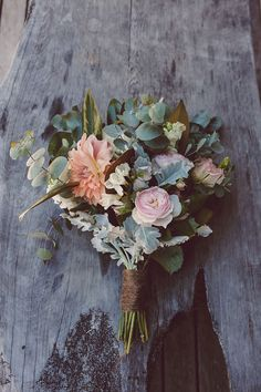 Pretty in Peach // Photography: Red Berry Photography