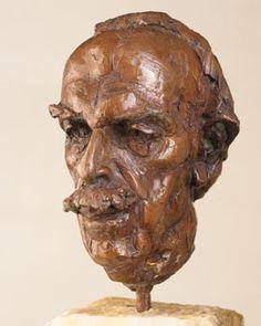 Rodin, portret van Barnard Human Sculpture, Sculpture Head, Modern Sculpture, Abstract Sculpture, Bronze Sculpture, Sculpture Portrait, Metal Sculptures, Antony Gormley Sculptures, Carpeaux