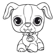 Coloring Pages Of Clifford The Big Red Dog - AZ Coloring Pages