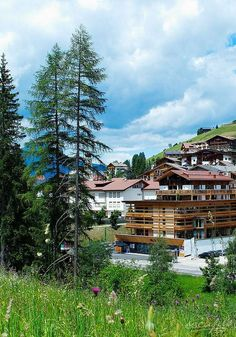 Lagació Hotel Mountain Residence.  St. Kassian in Abtei, Italien. Trentino Südtirol