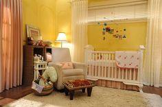 Nursery - Bones baby room set