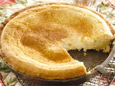 Dié resep maak jy in minder as 'n uur en dit is genoeg vir twee tot drie terte. Custard Recipes, Tart Recipes, Sweet Recipes, Quiche Recipes, Cheese Recipes, Cheesecake Recipes, Easy Baking Recipes, Milk Recipes, Baking Desserts