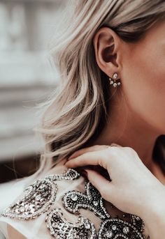 Happily Ever Allen. Chase Allen. Brit Allen. Couple goals. Fashion. Men's fashion. Women's fashion. Couples fashion. Street style. Casual style. Love. Inspiration. Cute couple. Blonde hair. Wavy hair. Makeup. Formal. Dress. Gown. Beaded gown. Prom. Homecoming. Alyce Paris.