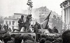 Bucharest Romania Romanian revolution revolutia romana 1989 0