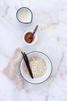 how to make porridge www.foodandcook.net
