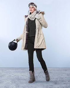 Tél, síelés & stílus: síruhák kicsiknek és nagyoknak - a Tchibo-