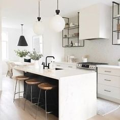 Supreme Kitchen Remodeling Choosing Your New Kitchen Countertops Ideas. Mind Blowing Kitchen Remodeling Choosing Your New Kitchen Countertops Ideas. Modern Kitchen Design, Interior Design Kitchen, Home Design, Design Ideas, Kitchen Designs, Modern Design, Modern Bar, Kitchen Contemporary, Bar Designs
