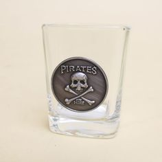 Pirate Shot Glass - Pirates for Hire