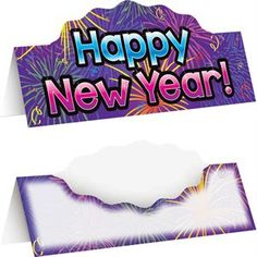 Really Good Bag Toppers™ - Happy New Year
