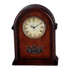 #Clocks, #Wood, $25