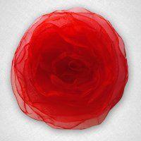 Malý červený květ