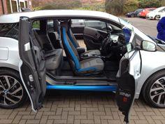 #BMWi3 side