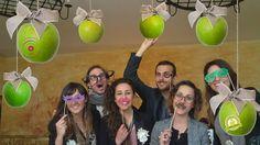 Felici & Contenti - Organizzazione Eventi e Matrimoni: LOVE IN AN APPLE: MICHELA & ANDREA