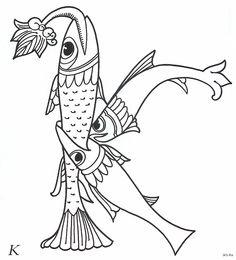 Something fishy K