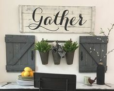 18 amazing gather signs images wooden signs gather signs wood signs rh pinterest com