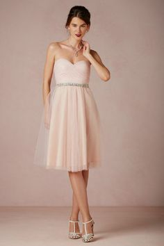 This one is also adorable! BHLDN/Choreography Dress