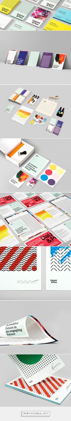 It\'s Nice That : Retail design agency Dalziel & Pow rebrands itself... - a grouped images picture - Pin Them All