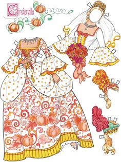 Welcome to Dover Publications-- Cinderella, that's neat with the bridal overlay